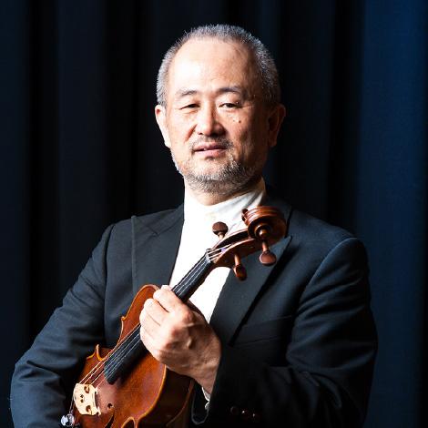 ファーストヴァイオリン 辻井 淳 Jun Tsujii