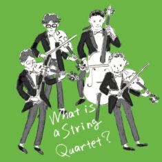 「What is a String Quartet?」(IE-3006)