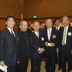 岸田文雄顧問、おめでとうございます!